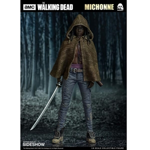 Boxed Figure: ThreeZero Michonne (902991)