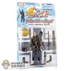 Figure: 21st Century 1/18 WWII Fallschirmjager Lance Corporal Mayer