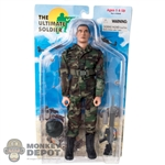 Carded Figure: 21st Century Toys US Army (70040)