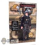 Boxed Figure: 21st Century Toys WWII Panzer Commander (33651)