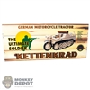 Boxed Vehicle: 21st Century Toys Kettenkrad (13200)