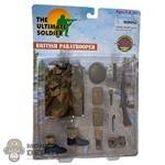 Carded Set: 21st Century Toys WWII British Paratrooper (34030)