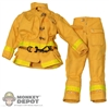 Uniform: 21st Century Firefighter