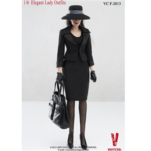 Clothing Set: Very Cool Elegant Lady Outfit Set (VCM-2013)