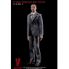 Clothing Set: Very Cool Fashion Suit Set Gray (VCM-3004C)