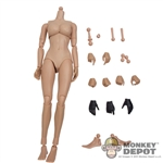Figure: Very Cool Medium Bust Medium Tan/Asian (VCF-X02C)