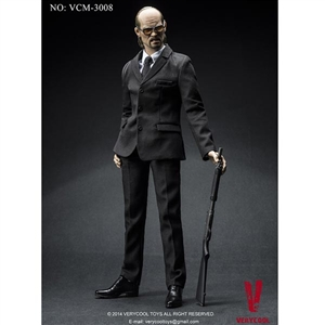 "Boxed Figure: Very Cool Medicated Psychopath ""James"" (VCM-3008)"