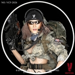 Boxed Figure: Very Cool ACU Camo Female Shooter (VCF-2026)