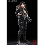 Boxed Figure: Very Cool Very Cool ACU Camo Female Shooter (VCF-2029)