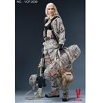 Boxed Figure: Very Cool Digital Camouflage Soldier - Max (VCF-2030)