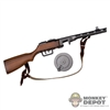 Rifle: Very Cool PPSH41 Assault Rifle