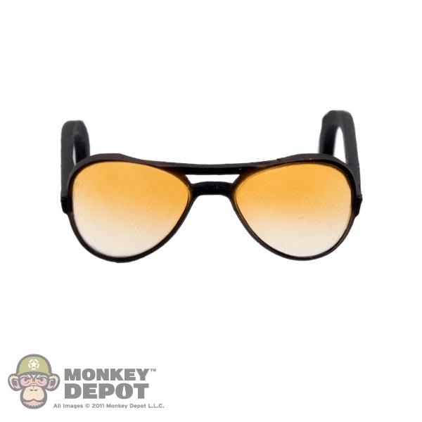 Monkey Depot - Glasses: DamToys Female Light Red Tint
