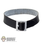 Belt: Very Cool Female Black Leatherlike Belt