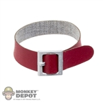 Belt: Very Cool Female Red Leatherlike Belt