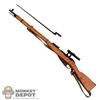 Rifle: Very Cool Mosin Sniper Rifle (Wood & Metal)
