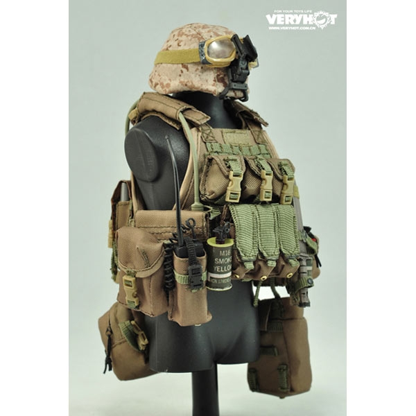 Monkey Depot - Uniform Set: Very Hot Navy Seal HALO UDT