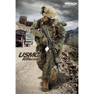 Uniform Set: Very Hot USMC Rifleman (1016)