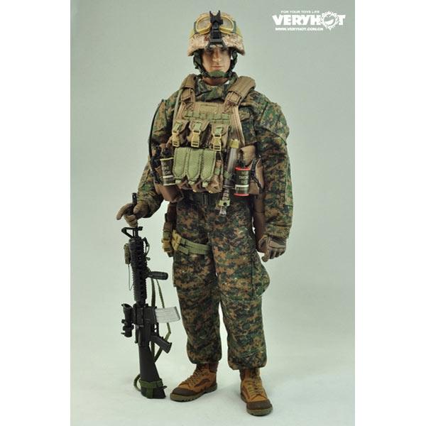 Monkey Depot - Uniform Set: Very Hot USMC Rifleman (1016)