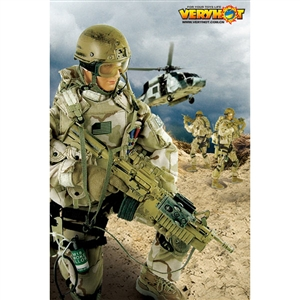 Uniform Set: Very Hot USAF Pararescue Jumper (PJ10)