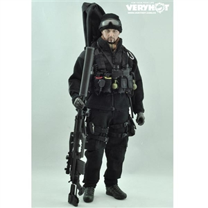 Uniform Set: Very Hot PMC Black Action (1017)