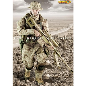 Uniform Set: Very Hot USMC Barrett M82 Sniper (1014-S)