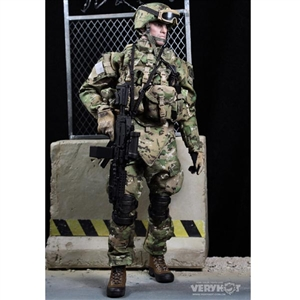 Uniform Set: Very Hot 2nd Infantry Division Gunner (1013)