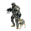 Uniform Set: Very Hot US Army Military Police (1004)