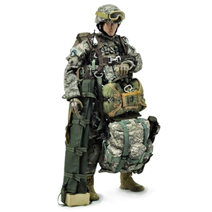Uniform Set: Very Hot 101st Airborne Division (1018)
