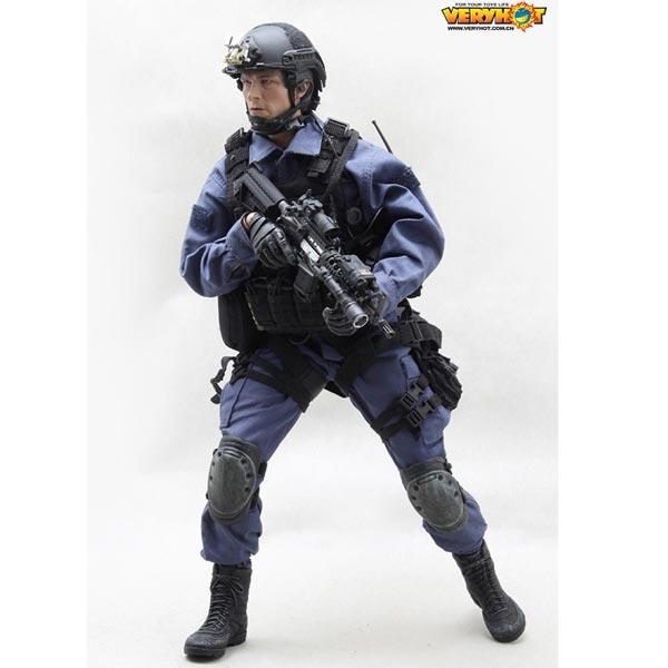 Army Vehicles For Sale >> Monkey Depot - Uniform Set: Very Hot SWAT Version 2.0 (1026)