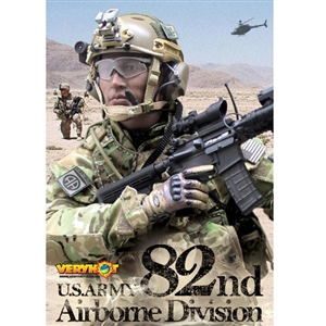 Uniform Set: Very Hot US Army 82nd Airborne (1023)