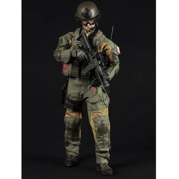 Monkey Depot - Uniform Set: Very Hot FBI 2.0 (1027) Fbi Combat Uniform