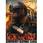 Uniform Set: Very Hot US Secret Service Emergency Response Team (1033)
