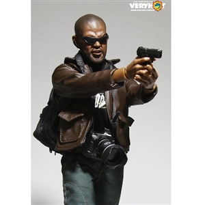 Boxed Figure: Very Hot Spy (1037)