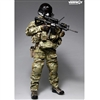 Uniform Set: Very Hot US Army Special Forces HALO (1039)
