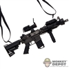 Rifle: Very Hot M4 SOPMOD CQB-R