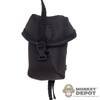 Pouch: Very Hot Upright Narrow Black MOLLE