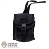 Pouch: Very Hot Medical Black MOLLE