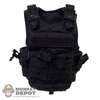 Vest: Very Hot Body Armor Black