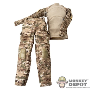 Uniform: Very Hot Army Combat