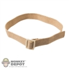 Belt: Very Hot BDU Tan Belt