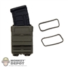 Holster: Very Hot Rifle ITW Fast Mag Duty/Riggers Belt Version (Mag Not Included)