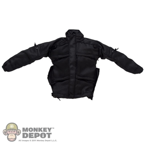 Jacket: Very Hot PMC Black Tactical