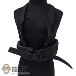 Belt: Very Hot Black Padded Belt