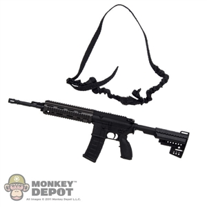 Rifle: Very Hot HK 416 w/Sling