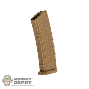 Ammo: Very Hot Magpul P-Mag 30 Round