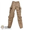 Pants: Very Hot Tactical Khaki Jeans