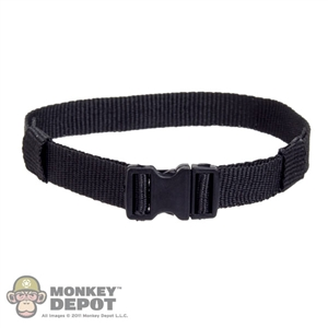Belt: Very Hot Black Duty Belt