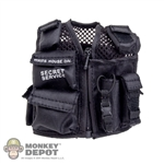 Vest: Very Hot Secret Service Tactical Vest