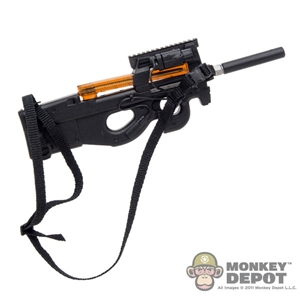 Rifle: Very Hot FN P90 w/Light, Supressor, Sling