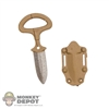 Knife: Very Hot Push Dagger (Tan)